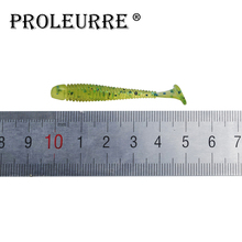 Soft Rubber Bait Fishing Lure Jig (10 pcs/lot)