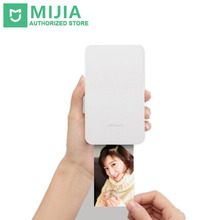New Xiaomi XPRINT Mobile phone photo printer portable mini bluetooth connect high definition AR photo 1670 thousand color