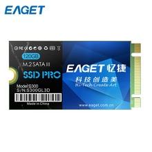 Оригинал Eaget S300 120 ГБ твердотельный диск высокое Скорость M.2 SATA 3.0 противоударный SSD с 120 ГБ Ёмкость для ноутбук