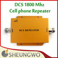Новый Ретранслятор DCS 1800 МГц Мобильный Усилитель Сигнала Усилителя Long Range extender 500 Площадь для дома + бесплатная доставка!