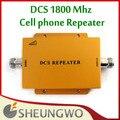 Marca Nuevo Repetidor DCS 1800 Mhz Mobile Booster de Señal Amplificador Long Range extender 500 Plaza para el hogar + envío libre!