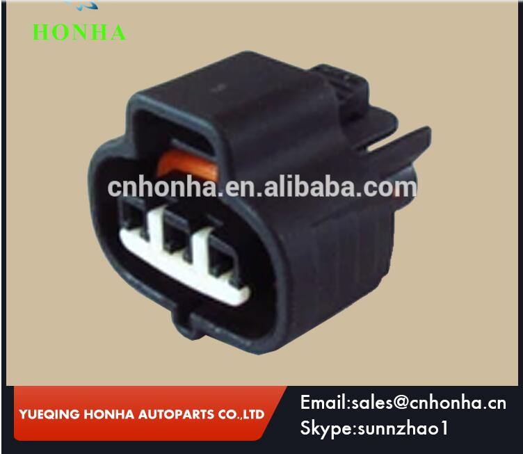 3 pin wire harness connector for vss toyota 1jz 2jz map sensor 90980 3 pin wire connector 3 pin wire harness #23