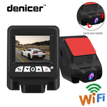 Dash Cam with Wifi Novatek 96658 Car Dvr Camera Sony IMX323 Full HD 1080P 170 Degree Night Vision Video Registrator Recorder