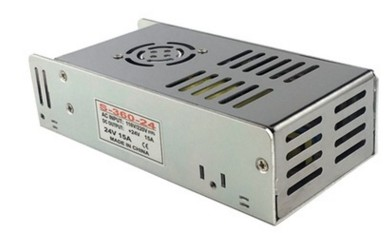 Small size 360W switching power supply direct new component quality assurance 24V15A switching power supply