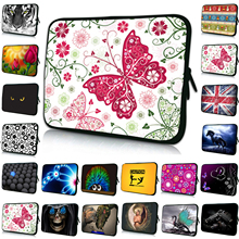 Beautiful Netbook Laptop Pouch 12 inch Fashion Women Sleeve Soft Tablet Cases Fit 12 12.2 11.6 12.1 Laptop Notebook Tablet PC