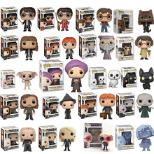 Funko POP Harry Potter Snape,Luna,Dobby,RON WEASLEY ศาสตราจารย์ QUIRRE รูปตุ๊กตา Collection(China)