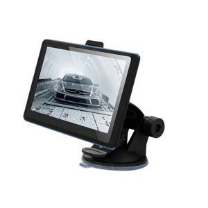Image 3 - Car GPS Navigation 5 Inch Capacitive Screen Car MP3 Video Player USB 8G Internal Memory Car FM Transmitter 66 Channels