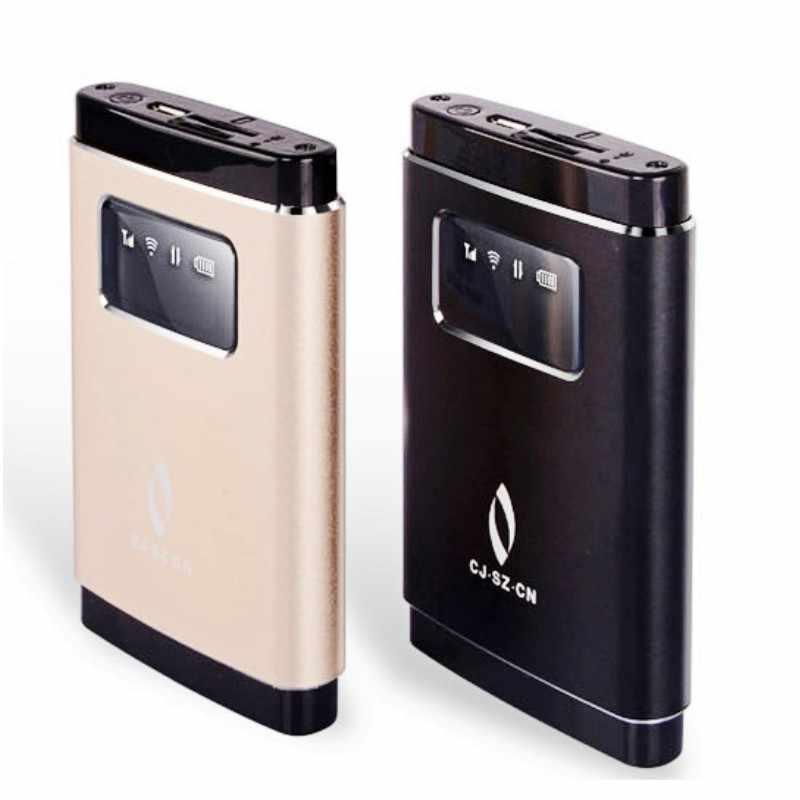 4 גרם אלחוטי נתב ה-SIM מוכנס כרטיס שלושה נייד נייד WiFi