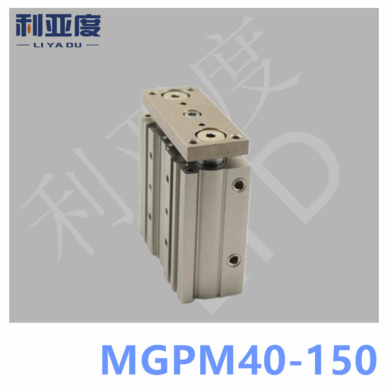 SMC Type MGPM40-150 Thin cylinder with rod MGPM 40-150 Three axis three bar MGPM40*150 Pneumatic components MGPM40X150 smc type mgpm40 25 thin cylinder with rod mgpm 40 25 three axis three bar mgpm40 25 pneumatic components mgpm40x25
