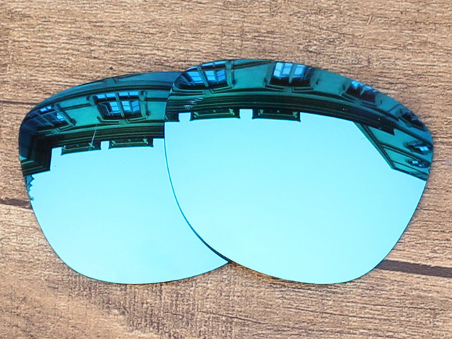 ccc87a49f67c2 Gelo Azul Espelho óculos Polarizados óculos de Armação de Lentes de  Reposição Para óculos de Sol
