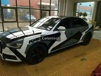 Camouflage custom car sticker bomb Camo Vinyl Wrap Car Wrap With Air Release snowflake bomb sticker Car Body Sticker