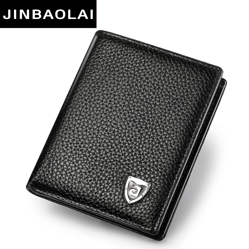 100% Genuine Leather Small Mini Ultra-thin Wallets men Compact wallet Handmade wallet Cowhide Card Holder Short Design purse New williampolo mens mini wallet black purse card holder genuine leather slim wallet men small purse short bifold cowhide 2 fold bag