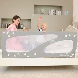 Hete Moeder Draagbare en Steady Bed Guard Baby Veiligheid Bed Rail, Grote 150cm