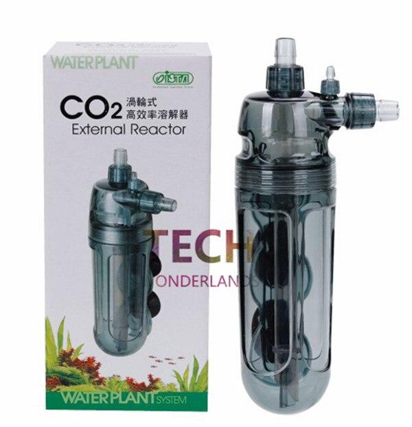 Haute efficacité CO2 externe réacteur Turbo diffuseur 12/16mm pour Aquarium Plantes Atomiseur Livraison Gratuite A0016