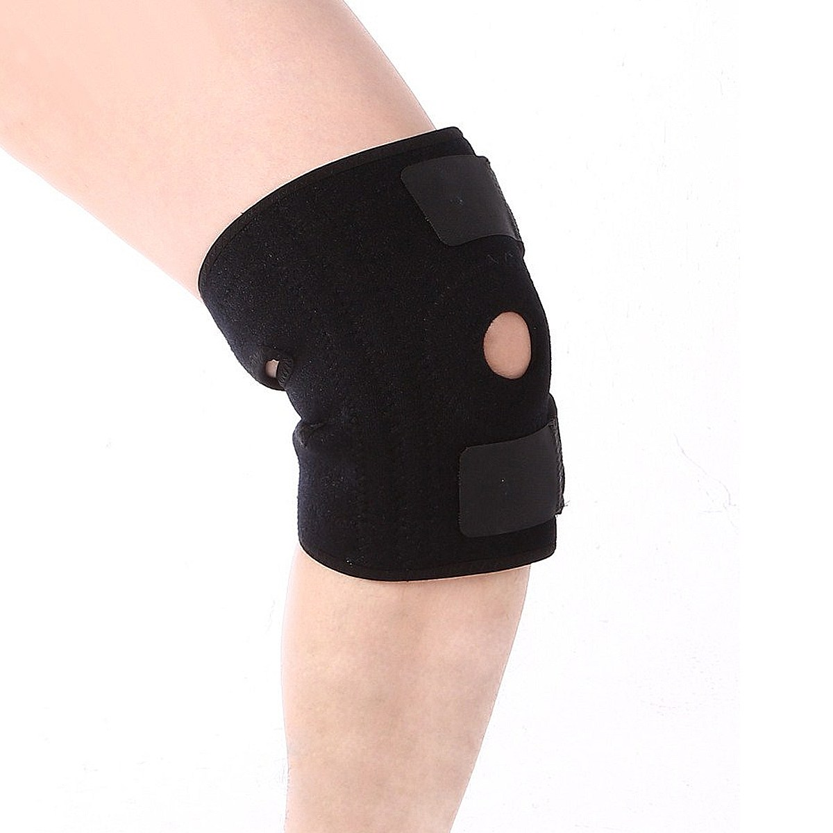 Safurance Outdoor Sports Leg Knee Patella Compression Protector Brace Support Pad Sleeve Workplace Safety Kneepad scoyco motorcycle riding knee protector extreme sports knee pads bycle cycling bike racing tactal skate protective ear