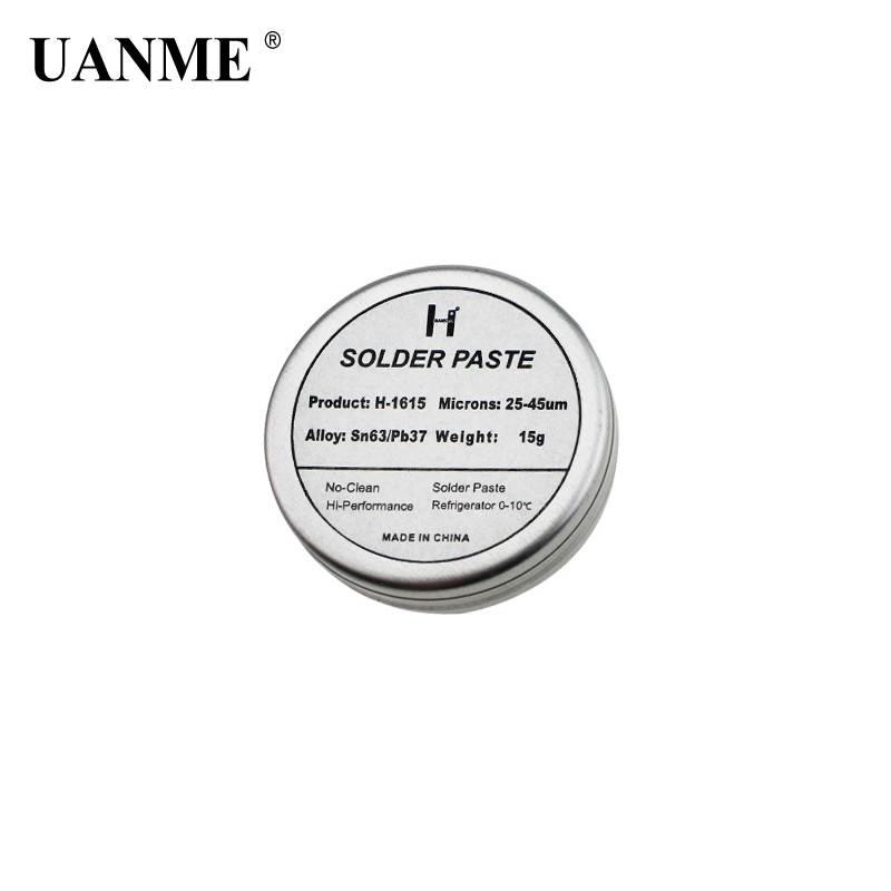 UANME Soldering Tips Tinner Refresher Soldering Iron Oxide Paste For Solder Iron Tip Head Resurrection Soldering Acessory