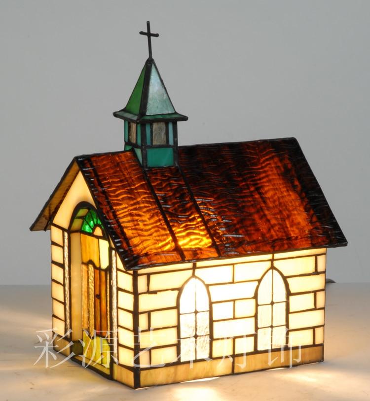 Send Light European Creative Bedroom Bedside Lamp Night Light