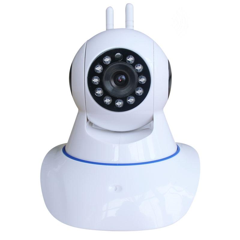 Surveillance Camera Network 700tvl 3.6MM 720P Infrared WIFI IP Camera P2P Hd Wi-Fi Wireless CCTV Home Security Camera IP camera stardot home security wifi camera 720p hd cloud storage p2p ir night vision network ip surveillance camera wi fi wireless