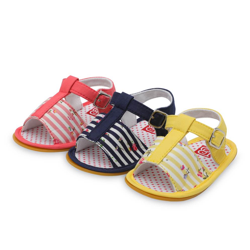 Fashion Baby Girl Shoes Moccasin Babies Shoes Hook & Loop Newborn For Newborns Girls Boys First Walkers Canvas 3 Colors