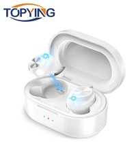 mini bluetooth headset wireless headphone headsets headphones v5.0 earphones noise canceling X20