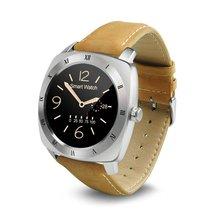 Intelligente Uhren für Männer Wasserdichte Bluetooth Smart Uhr Herzfrequenz Smartwatch für iOS Apple iPhone Android Smartphone DM88