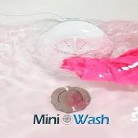 2 in 1 6W USB Mini Ultrasonic Turbine Washing Machine Portable Spin Dryer Laundry Washer Automatic Positive Inversion