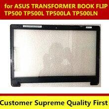 15,6 ''дигитайзер сенсорная панель стекло для ASUS трансформер книга флип TP500 TP500L TP500LA TP500LN с рамкой