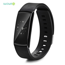 iWOWNfit i6 Pro Roll Band Smart Wristband Heart Rate Monitor Smart Bracelet Waterproof IP67 Fitness Tracker for Android IOS 2017
