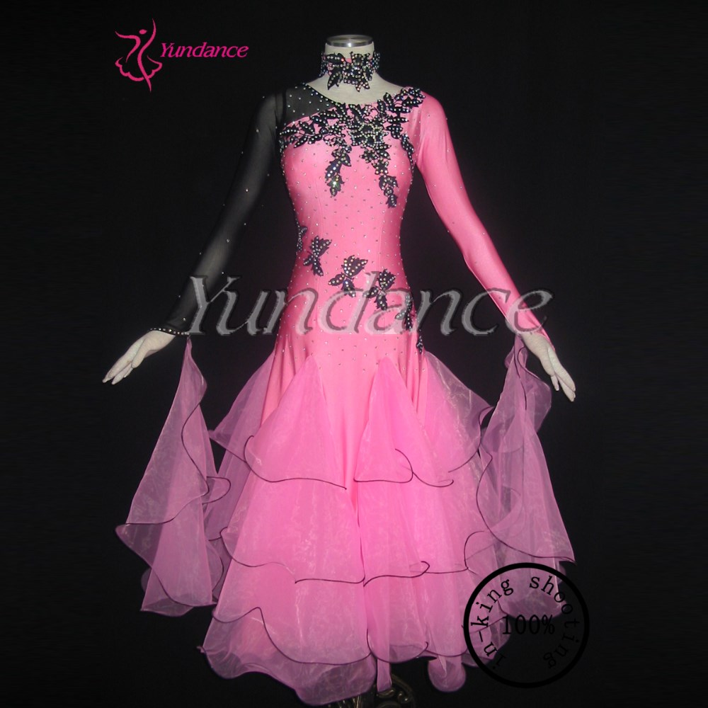 Compare Prices on Pink Ballroom Dresses- Online Shopping/Buy Low ...