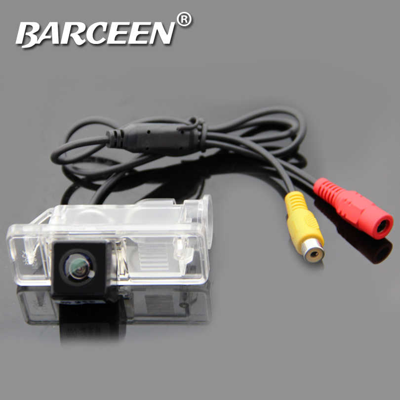 متفوقة الجودة للصدمات hd ccd سيارة كاميرا الرؤية الخلفية 170 درجة + اللون عدسة ل بنز فيانو