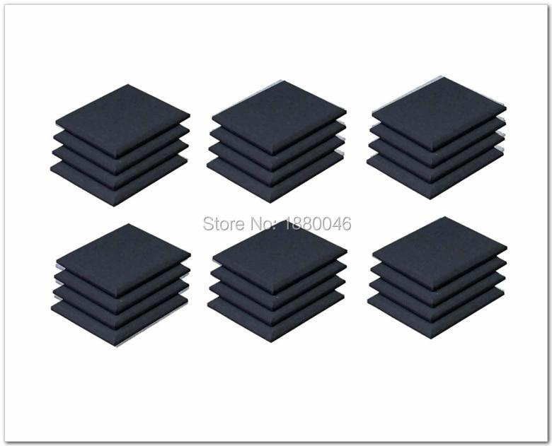 Prim acoustic foam acoustic panel  acoustic Broadway Scatter Blocks - Home Decor