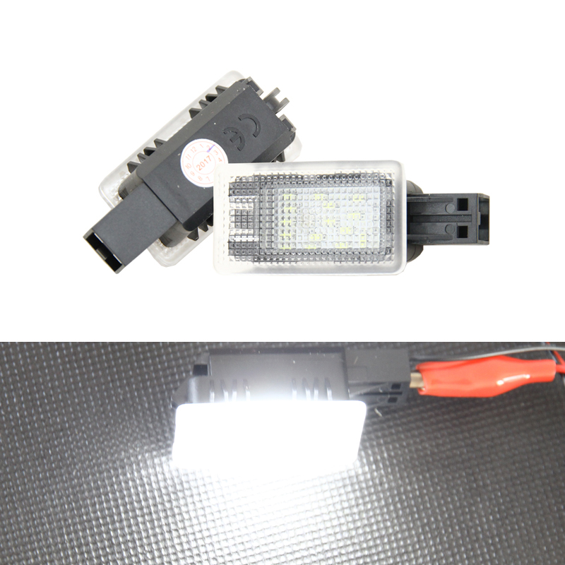 Canbus Error Free <font><b>Led</b></font> Trunk Luggage Compartment Boot <font><b>Lights</b></font> For <font><b>Volvo</b></font> C70 V50 S60 S60L V40 S80 S80L <font><b>V60</b></font> XC60 XC90 Car-Styling image