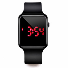 Men Sport Casual LED Watches Men's Digital Clock Man Army Military Silicone Wrist Watch Clock Hodinky Saat Relogio Masculino