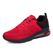 Outdoor Running Shoes Men Summer Breathable Sneakers Mesh Sports