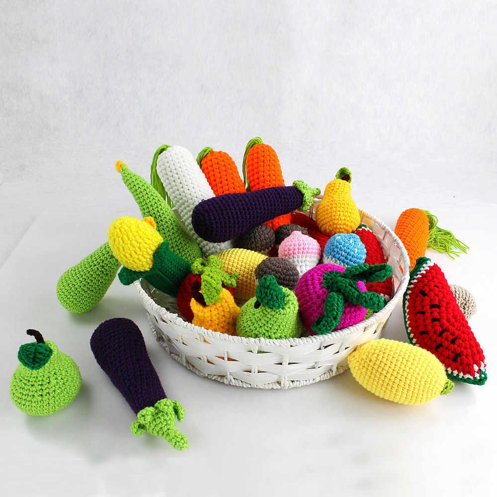 free crochet vegetable patterns - Google Search | Crochet fruit ... | 1000x1000