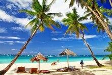 SHENGYONGBAO Vinyl Custom Photography Backdrops Prop Scenic sea beach Theme Photo Studio Background 18012-33