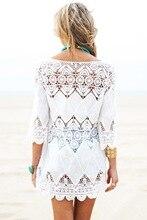 Women Summer Beach Wear Crochet