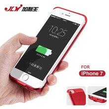 Для Iphone 6 6 s Плюс 7 плюс Блок Питания Чехол Для iPhone 6 6 s 7 Зарядное Устройство Case Ultra Slim Портативный Резервный Банк Внешней Силы Pack