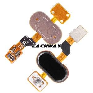 Image 4 - Meizu M3S mini Home Button MEIZU M3S Vingerafdruk Flex Kabel Lint Vervangende Onderdelen Zwart/Wit/Goud MEIZU M3S mini Button