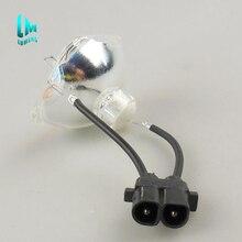 Bombilla de repuesto del proyector ELPLP44 para EPSON, EH DM2, MovieMate 50, MovieMate 55, alta calidad, 180 días de garantía
