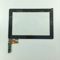 Touch Screen digitizer with touch driver control board for ASUS MeMO Pad FHD 10 ME301 K001 5280N also suitable for 69.10I27.T01