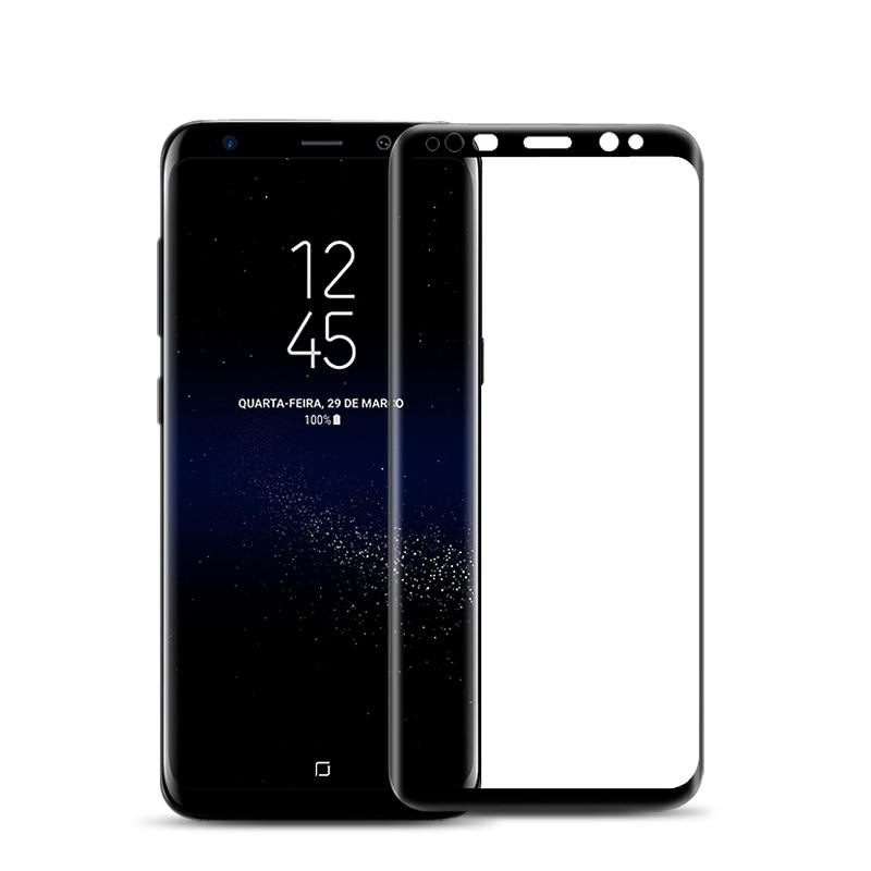 Untuk Samsung Galaxy S8 S8 Ditambah 0.26mm 9 H 3D Melengkung Kaca - Aksesori dan suku cadang ponsel - Foto 2