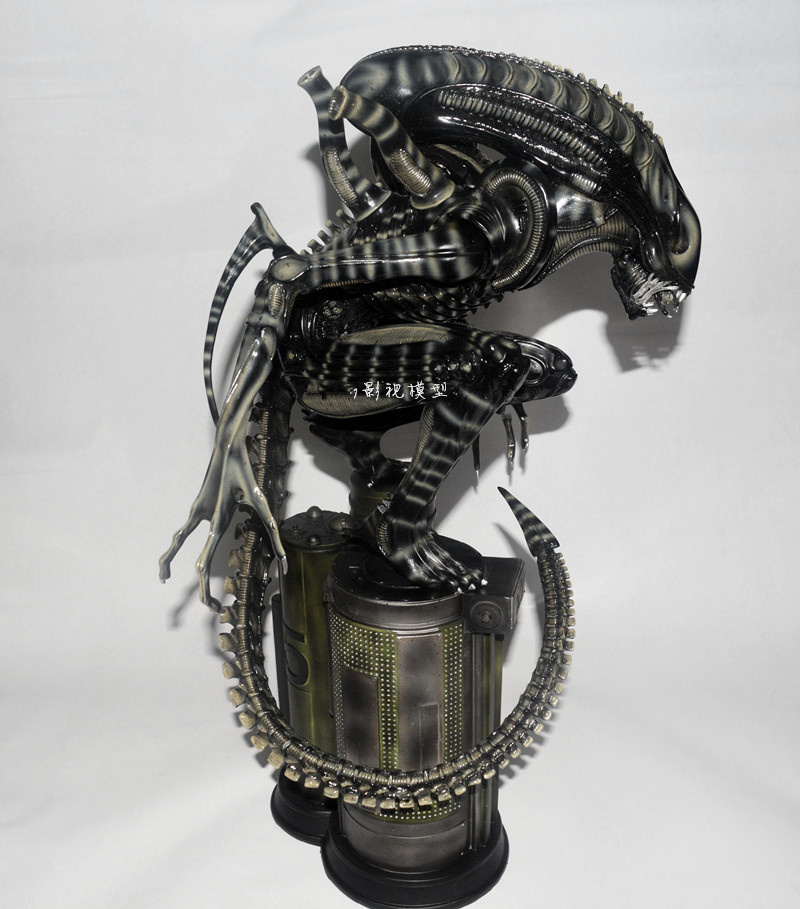 58CM AVP Alien Figurine Dolls Toys Resin Action Figure Collectible Model Toy Kids Gift58CM AVP Alien Figurine Dolls Toys Resin Action Figure Collectible Model Toy Kids Gift