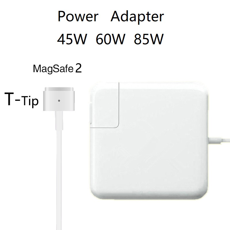 Youpin New 45W 60W 85W MS 2 T-Tip Laptop Power Adapter Charger For Apple MacbooK Air Pro 11