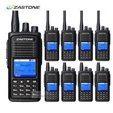 8pcs Zastone ZT-D900 DMR Walkie Talkie Digital Radio UHF 400-470MHz 2000mAh 5W 1000CH Two Way Radio Portable Communicator