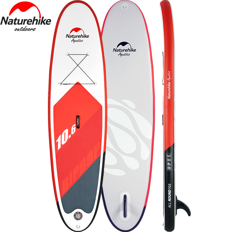 Naturehike Inflatable Paddle Board Sup Stand Up Surfboard Double Layer/ Single layer paddleboard
