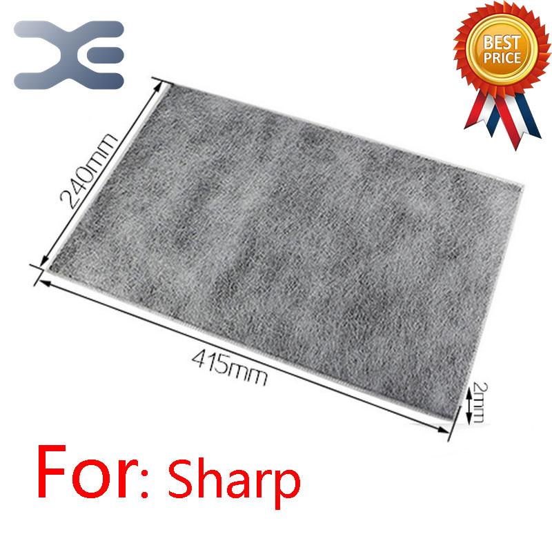 Адаптации для sharp очиститель Активированный уголь формальдегида фильтр fz-y180vfs для kc-y180sw Запчасти для воздухоочистителя