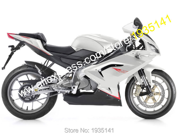 Hot Sales,For Aprilia RS125 2007 2008 2009 2010 2011 RS 125 07 08 09 10 11 Bodywork Sport Motorcycle Fairing (Injection molding)