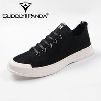 CUDDLYIIPANDA 2018 Men Fashion Sneakers New Arrival Men Spring Summer Autumn Men Casual Loafers Male Breathable