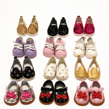 Fashion PU Shoes Doll Shoes For  18